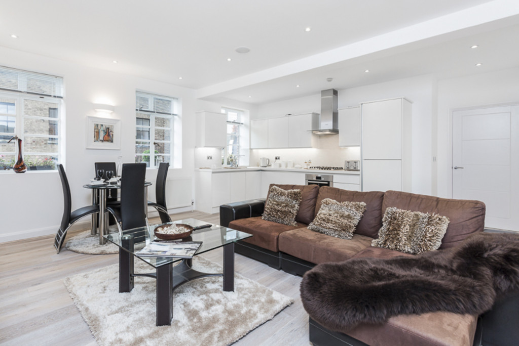 flat to let in Bloomsbury