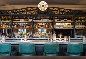 Ivy market Grill Interior Covent Garden | Tavistock Bow Blog | Covent Garden Focus | Henrietta Street - Food & Fashion