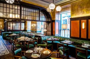 Ivy Market Grill Covent Garden | Tavistock Bow Blog | Covent Garden Focus | Henrietta Street - Food & Fashion