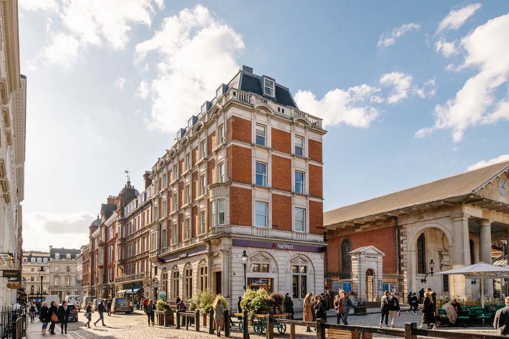 Covent Garden apartment for sale