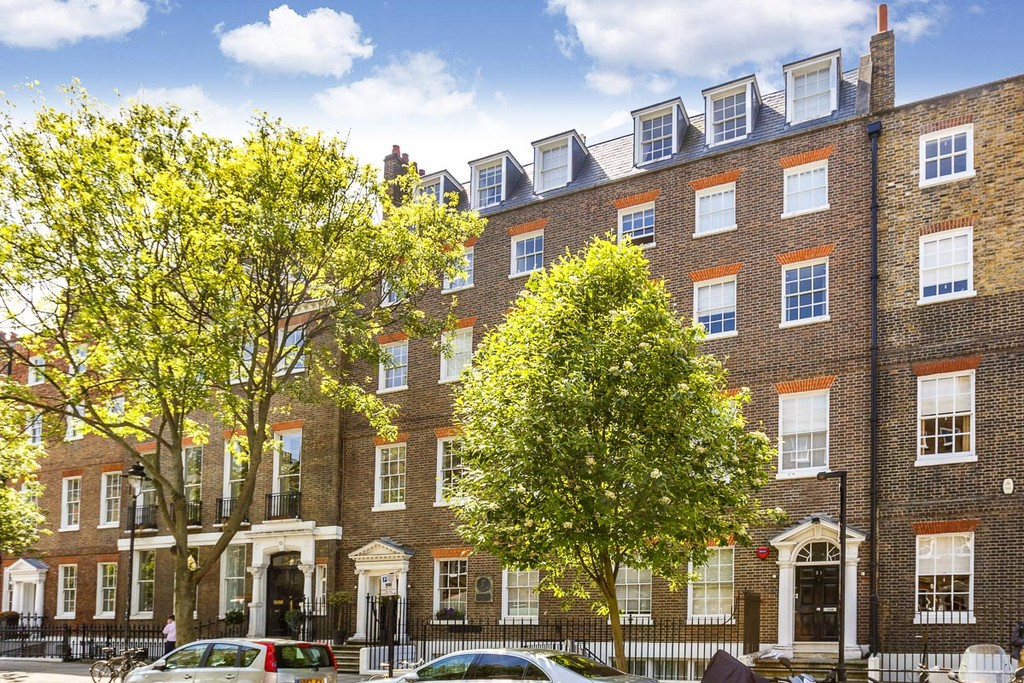 Bloomsbury apartment for sale