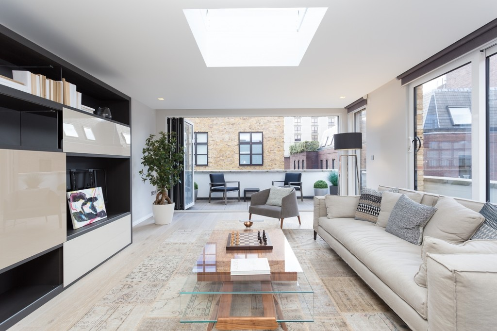Covent Garden flat for sale